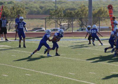 Windthorst Junior High School Football Players